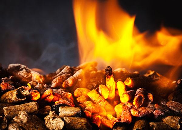 pellets-verwarmen